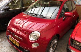Fiat 500 (verkocht)