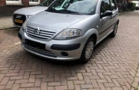 Citroen C3 1.6 16 v automaat Exclusive