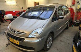 Citroën Xsara Picasso 1.6 Vti (VERKOCHT)