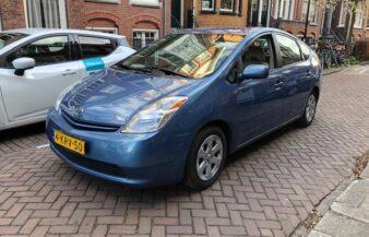 Toyota Prius Hybride ( Verkocht)