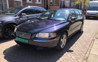 Volvo V70 2.4  Estate (Verkocht)